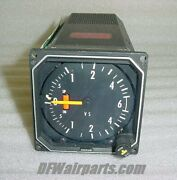 Vsi-80a 622-4782-007 Collins Aircraft Vertical Speed Indicator