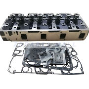 4tne98 Cylinder Head Assy Direct Injection And Full Gasket Set For Yanmar Engine