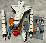 Lego 10213 Creator Space Shuttle Adventure - Mostly Complete