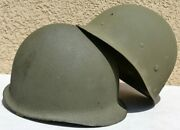 Us Ww 2 Army M1 Helmet Early Fixed Bale Westinghouse Liner Wire Buckle Sweatband