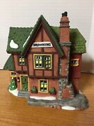 Dickensandrsquo Christmas Village Browning Cottage