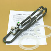 Hot Tub Spa Heater Element Heating Coil 4kw 4.0 4.0kw Universal M7 W/ Gaskets