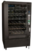 National Vendors 147 Snack Vending Machine 5-wide Free Shipping