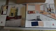 Vtg Sherwin And Williams Paint Color Style Guide 19x17 Mid Century Design Guide