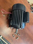 Oem 110v Motor Assy For 70 Gal Central Machinery Dust Collector System 45378