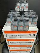 Stihl Ultra Oil Mix 2 Cycle Case Of 48 2.6 Ounce Bottles 1 Gallon Mix 8-6 Packs