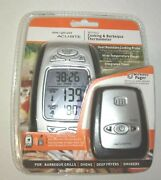 Acu-rite Wireless Cooking And Barbeque Thermometer W/ Wireless Pager