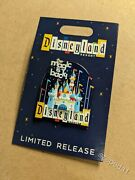 Disneyland The Magic Is Back 2021 Limited Release Castle Reopening Pin