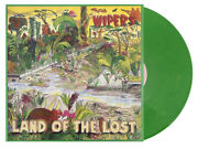 Wipers Land Of The Lost Lp Limited Edition Green Colored Vinyl Punk Record