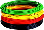 Polyurethane Tubing - 100 And 200 Metres Tubing In 6 Colours Pneumatics And Water