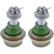 Set-metxk6541-2 Mevotech Set Of 2 Ball Joints Front Driver And Passenger Side Pair
