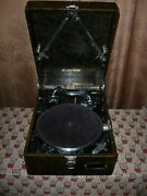 Gramophone Phonograph M.e.g.co Model The Melodius № 010 .1921 Year.germany.