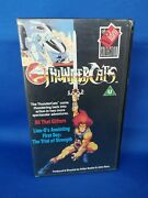 Thundercats All That Glitters Lion-o's Anointing First Day Trial Of Strength Vhs
