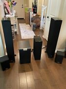 Definitive Technology Speakers Home Theater And Venue System Bp-7004.