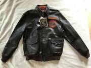 Tedman Horsehide A-2 Flight Jacket It Is Sold-out Rare Product Tedcompany F.s.a.