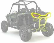 Polaris Lime Squeeze Extreme Rear Bumper 2014- 2016 Rzr Xp S And Turbo 1000 Oem