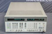 Hp 8644b /001 /002 Synthesized Signal Generator 1ghz-2ghz Calibrated