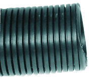 T-h Marine Rfh1dp Rigging Tubbing Hose 2 Diam X 50and039 Roll Black Boat Cable-wires
