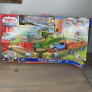 Thomas And Friends Trackmaster Castle Quest Set 2013 With Box