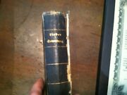 X-15 Antique German Book 1832 Evangelical Lutheran Pa Dr Martin Luther