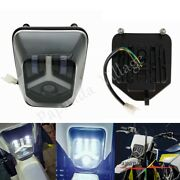Motorcycle Halo Drl Led Headlight For Fe 250/350/450/501 Te 150/250/300 17-19-20