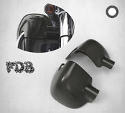 Fit H-d 2005-13 Trike Real Carbon Fiber Fairing Lowers Cover