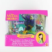Polly Pocket Disney Tiny Collection 1997 Mulan Brave Journey New And Sealed