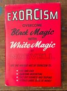 Exorcism Overcome Black Magic With White Magick By Norvell