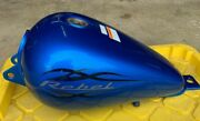 Honda Rebel 250 Gas Tank, Good Condition, Inside Is Rusty And Needs Rinse/lining