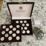 Authentic North American Big Game Super Slam Silver Proof Collection