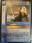 Lord Of The Rings Lotr Tcg Reflections Foil Singles - Pick Your Card