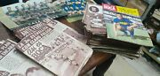 Asandiacute Es Boca Juniors Soocer Collection More Than 100 Magazines Posters 1960 / 70