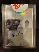 Andrew Benintendi 2017 Topps Gold Label Rc Auto Red Sox Royals Autograph Rookie