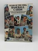 Stars Of The 1950s Baseball Cards 1953 Bowman Reproduction, Dover Pub Inc, 1985
