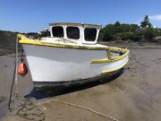 Colvic 19 Fishing Boat Project Vetus Diesel Updated