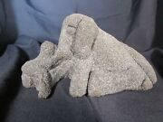 Exceptional And Rare Sand-casting Sculpture - Lonnie Holley - Al Visionary Artist