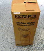 Flow-pur M7002 Rv-pro 10,000 Portable Water Softner System