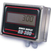 Rice Lake 68782, Backlit 1 Lcd Remote Display Compact Stainless Steel Enclosure