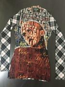 Gaultier Import See-through Unisy Gaultier Size M