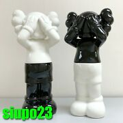 Kaws Holiday Uk Containers Ceramic Set Of 2pcs