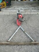 Victaulic Ve 272-fs Hydraulic Roll Groover No Pump 2-6 Pvc Dies