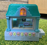 Pixel Chix House / Cottage - Blue And Green - Fully Working