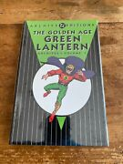 The Golden Age Green Lantern Archives Volume 1 Dc Comics Hardcover 1999