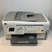 Hp Photosmart C6180 All-in-one Printer-fax-scan-copier Works Great
