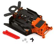 Nexx Racing Skyline Dual Lipo Carbon Chassis Conversion Kit For Mr03 Orange