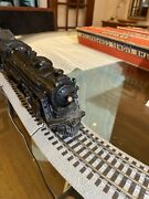 Lionel 8142 Chesapeake And Ohio Locomotive And Tender Tested Runs
