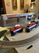 Lionel Spirit 1776 Jeremiah O'brien 8665 Bangor And A O Scale Loco And 1776 Caboose