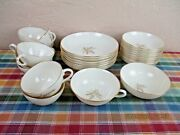 Lenox Wheat Pattern R-442 Bowls And Cups By The Piece