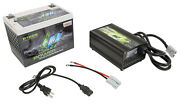 Lithium Pros Lithium-ion Power Pack 16v Battery W/charger P1625ck