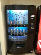 Vendo 721 Soda Can/bottle Drink Vending Machine - Only 4 Years Old